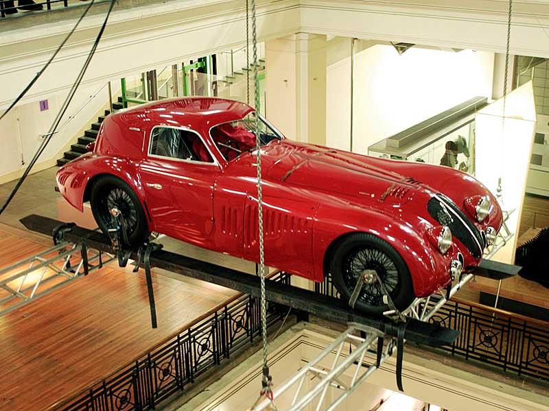 1938 Alfa Romeo 8c 2900b Le Mans
