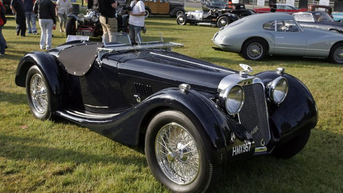 1938 Atlanta Sports Abbots Roadster