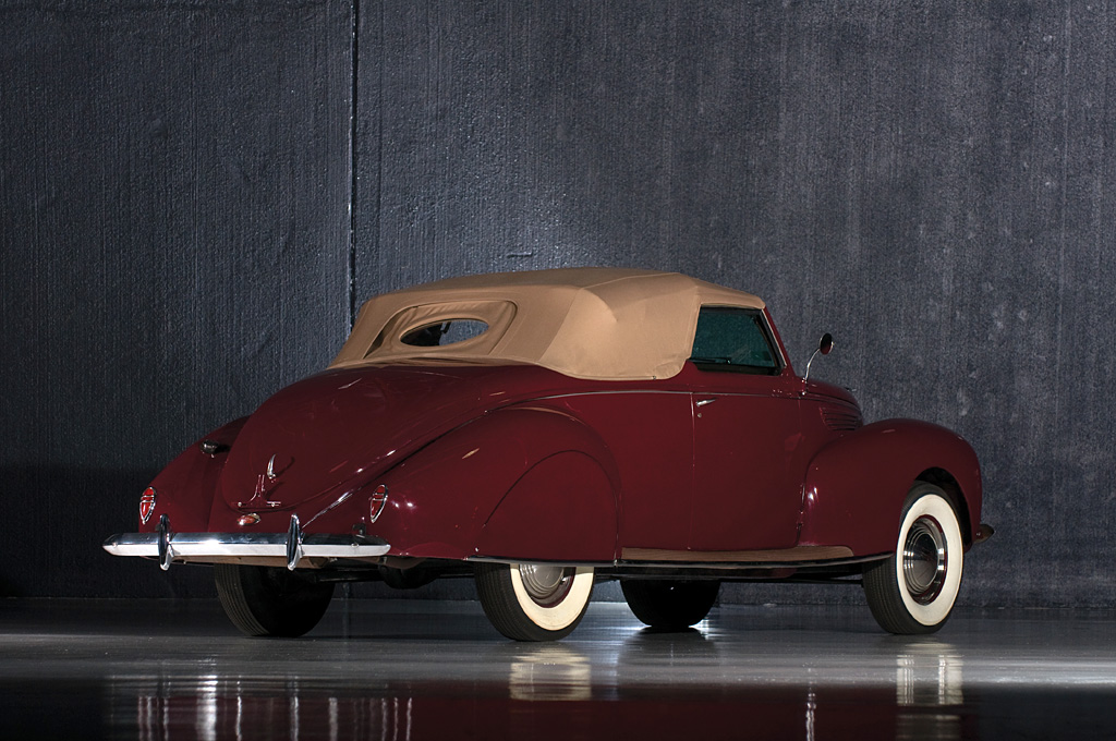 1938 Lincoln Zephyr Lincoln Supercars Net
