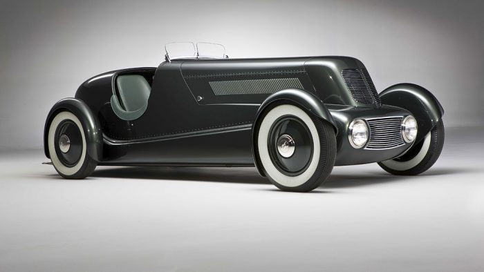 1940 Lincoln Ford 40 Special Speedster
