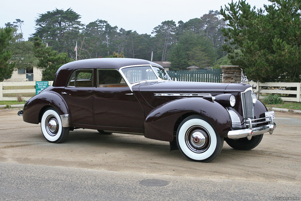 1940 Packard Super 8 One Eighty Supercars Net