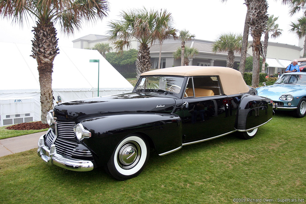 1942 lincoln continental lincoln. Black Bedroom Furniture Sets. Home Design Ideas