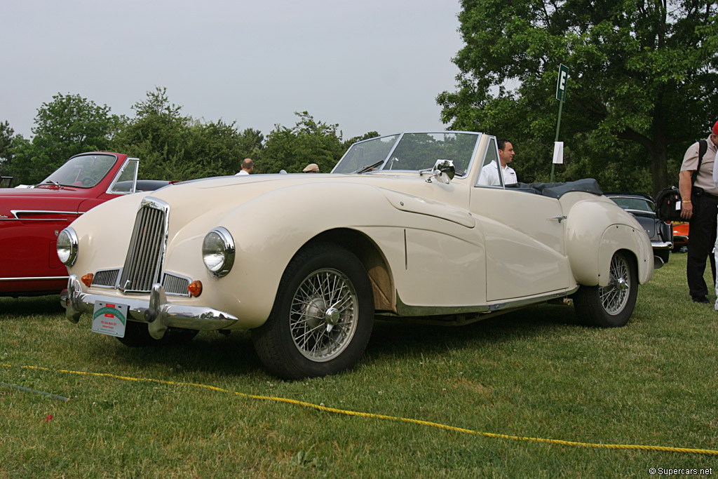 1948→1950 Aston Martin DB1 2-Litre Sports