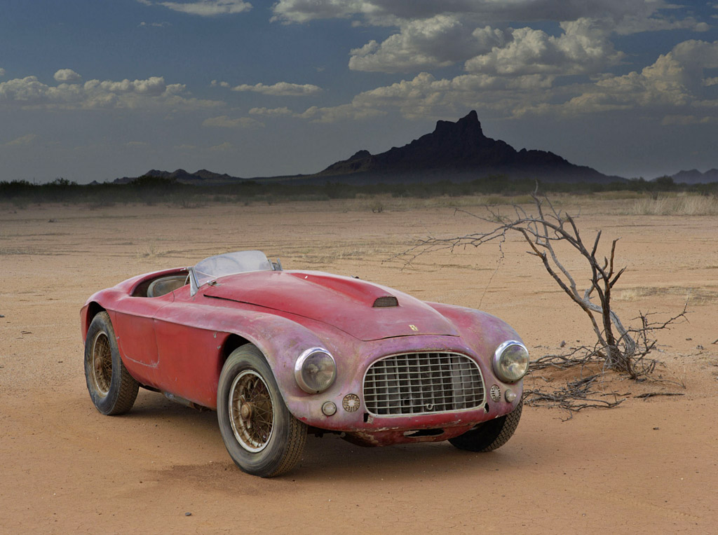 1948→1950 ferrari 166 mm barchetta | review | supercars