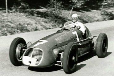 1948 Maserati 4CLT/48