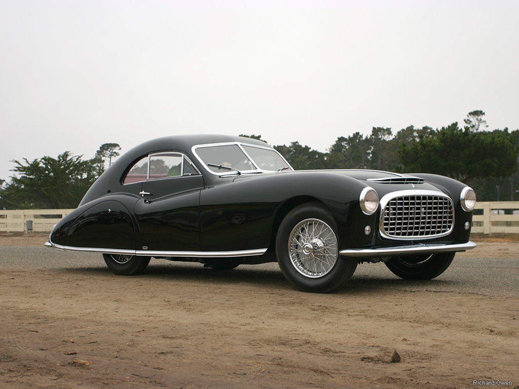 1948→1951 Talbot-Lago T26 Grand Sport