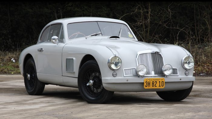 1950 Aston Martin DB2 'First Sanction'