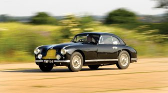 1950→1951 Aston Martin DB2 'Team Car'