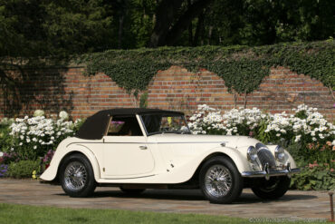1950→1968 Morgan +4 Drophead Coupé