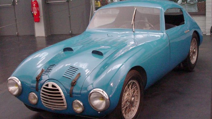 1950 Simca-Gordini Type 15S Coupe
