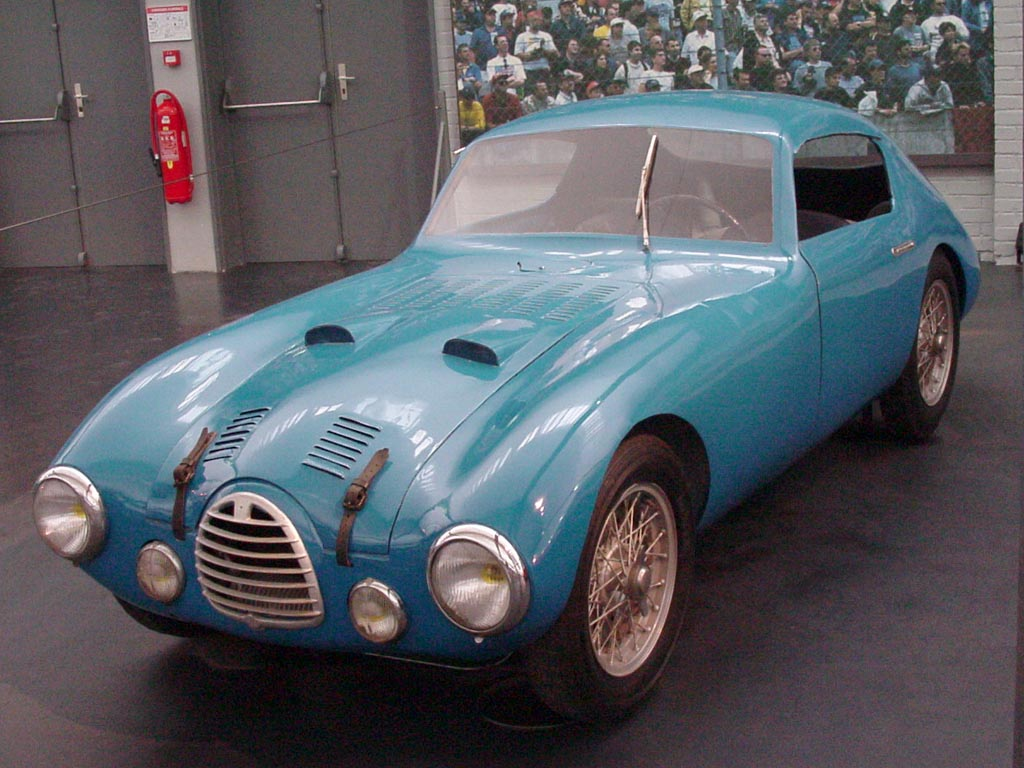 1950 Simca Gordini Type 15s Coupe Supercars Net
