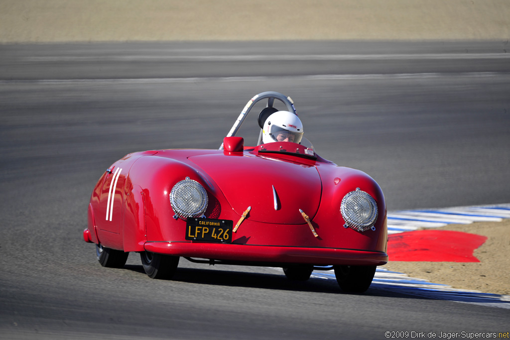 1951 Porsche 356 SL Roadster Share 9