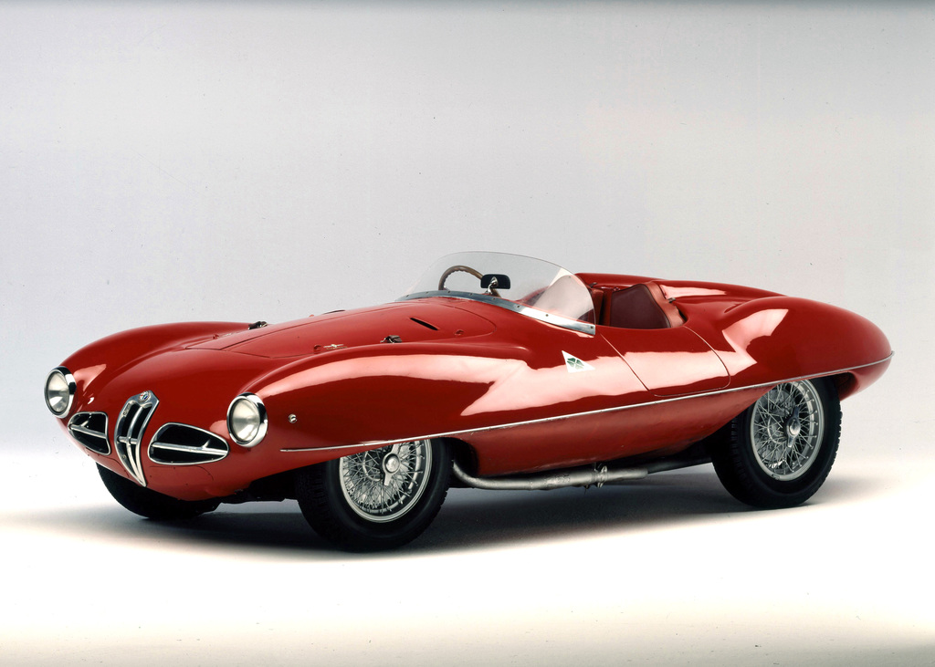 1952 alfa romeo disco volante spider alfa romeo. Black Bedroom Furniture Sets. Home Design Ideas