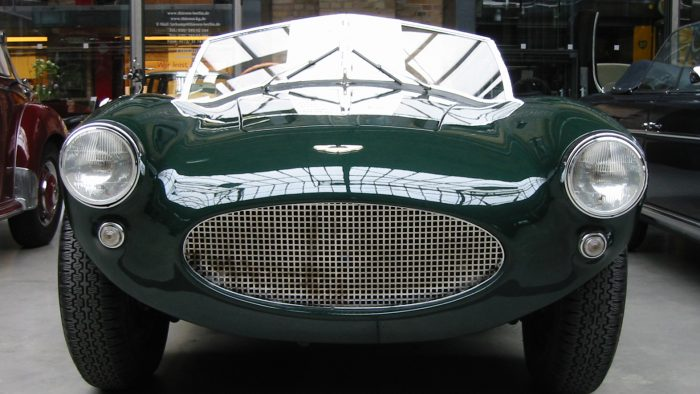 1953 Aston Martin DB1 2-Litre Sports 'Paul Jackman Special'