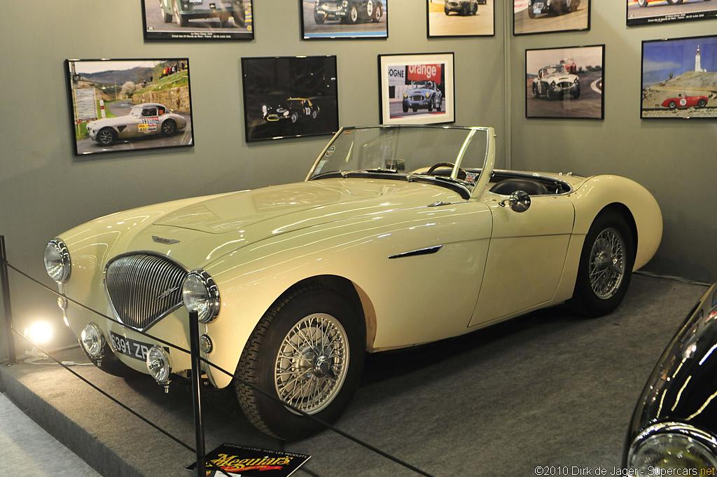1953→1955 Austin Healey 100 BN1