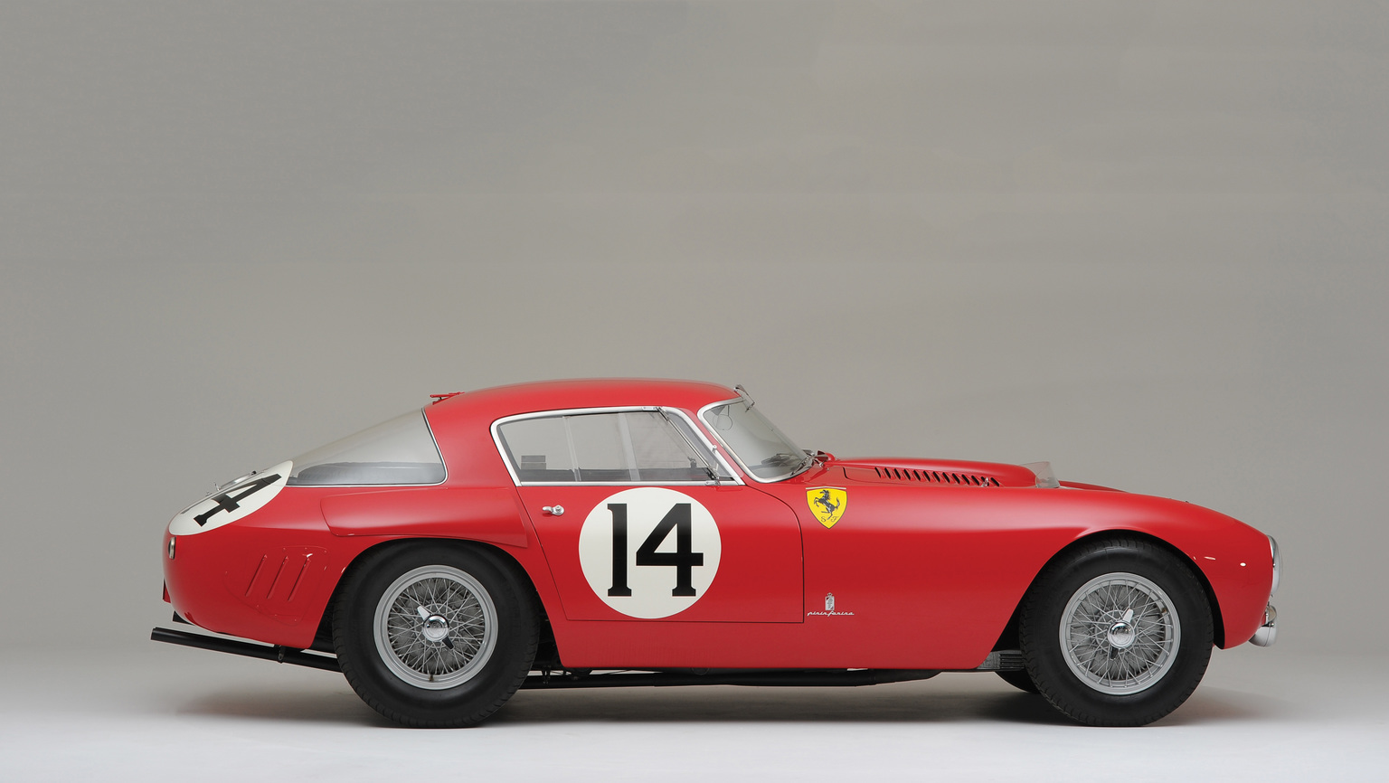1953 Ferrari 340/375 MM Berlinetta