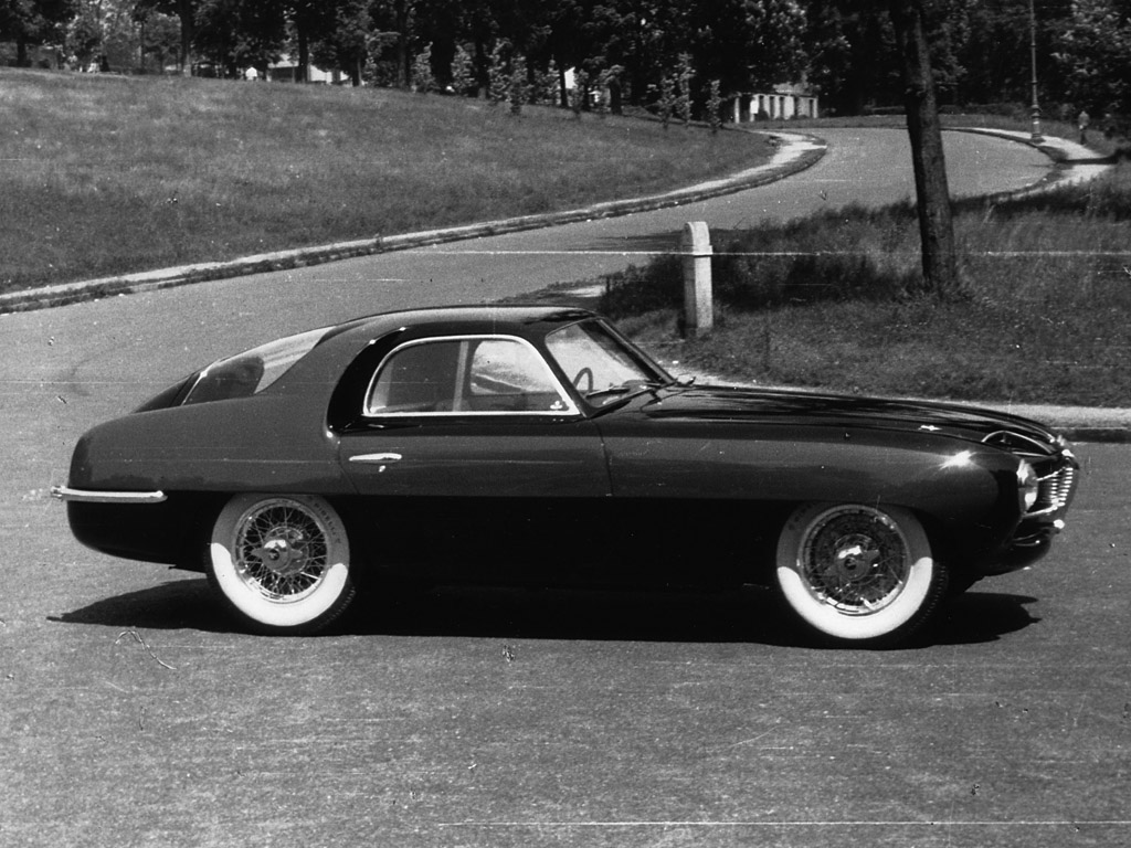 1953 Pegaso Z 102 Thrill Review Supercars Net