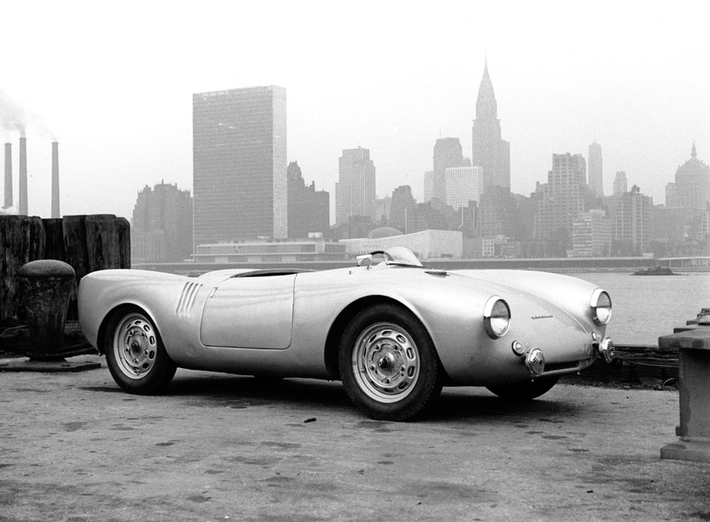 1953 porsche 550 prototype spyder porsche. Black Bedroom Furniture Sets. Home Design Ideas