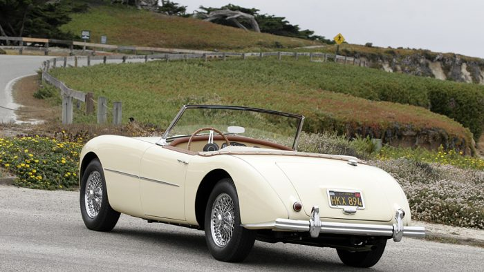 1954 Swallow Doretti Roadster