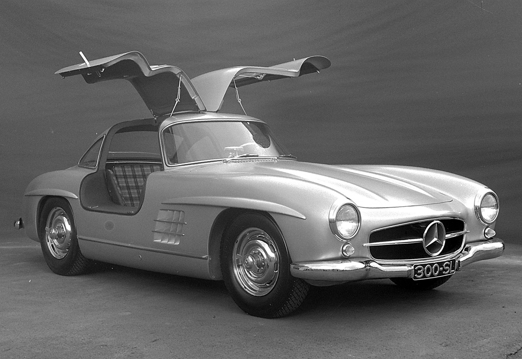 1954 1957 mercedes benz 300 sl coupe review for Mercedes benz sl coupe