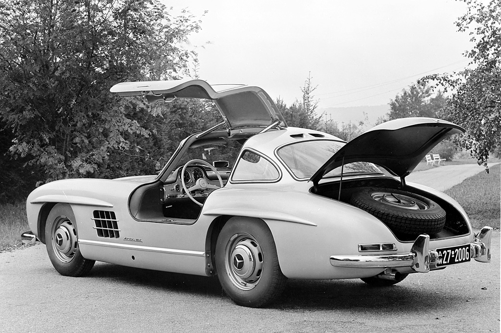 1954 1957 mercedes benz 300 sl coupe for Mercedes benz sl coupe