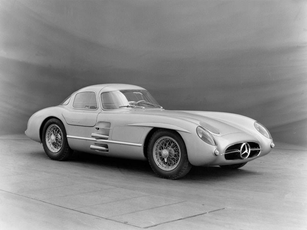1955 mercedes benz 300 slr uhlenhaut coupe