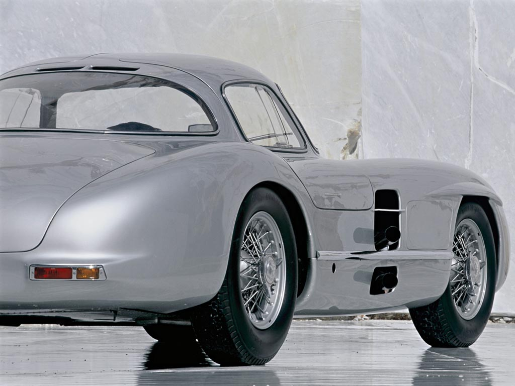 1955 mercedes benz 300 slr uhlenhaut coupe review