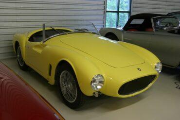 1955 Moretti 750 Sport