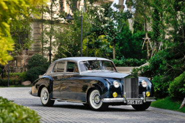 1955→1958 Rolls-Royce Silver Cloud I