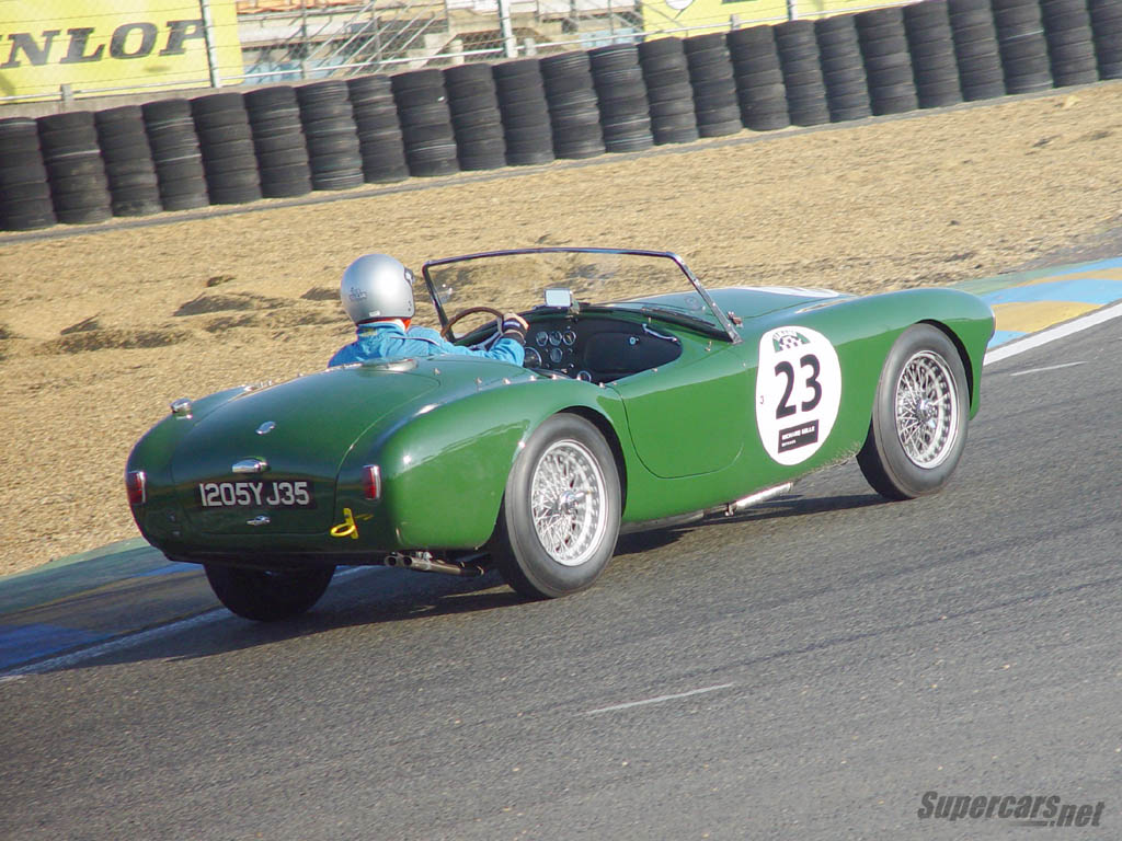 1956→1962 AC Ace-Bristol | Review | SuperCars.net on