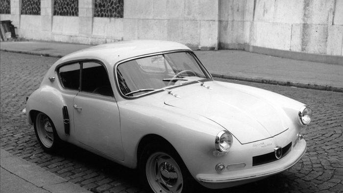 1956 Alpine A106 'Mille Miles'