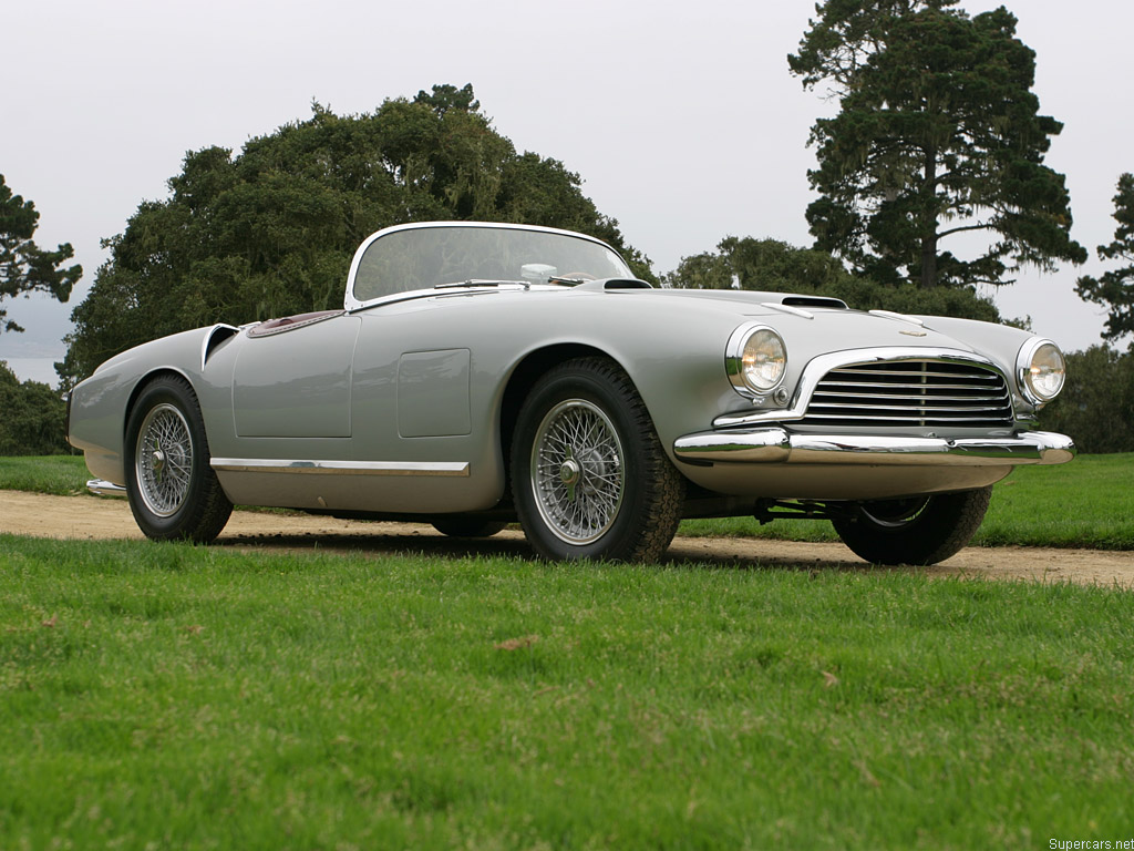 Top 10 Fastest Cars In The World >> 1956 Aston Martin DB2/4 Mark II Touring Spyder ...