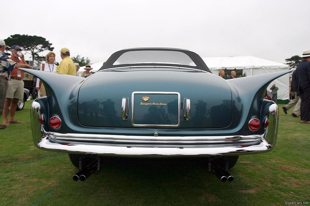 1956 Ferrari 250 GT b.Genève Cabriolet