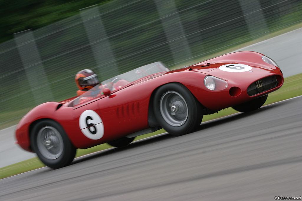 1955→1959 Maserati 300S