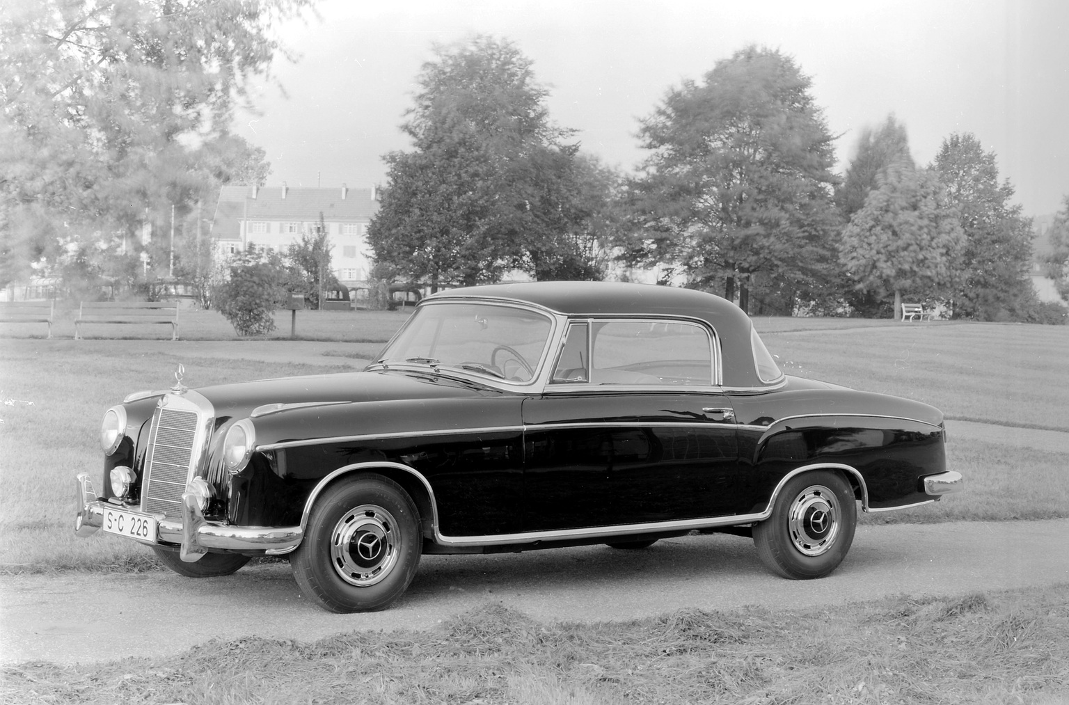 1956 1959 mercedes benz 220 s coup review for 1956 mercedes benz
