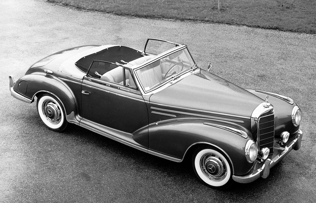 1956 mercedes benz 300 sc roadster review for Mercedes benz sports cars