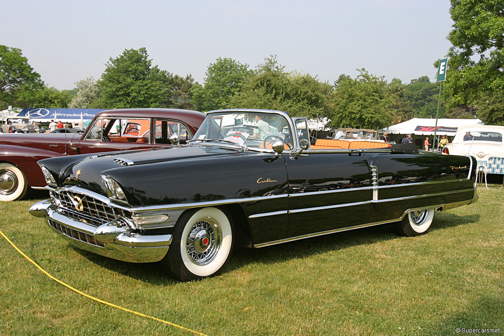 1956 packard caribbean convertible packard supercarsnet