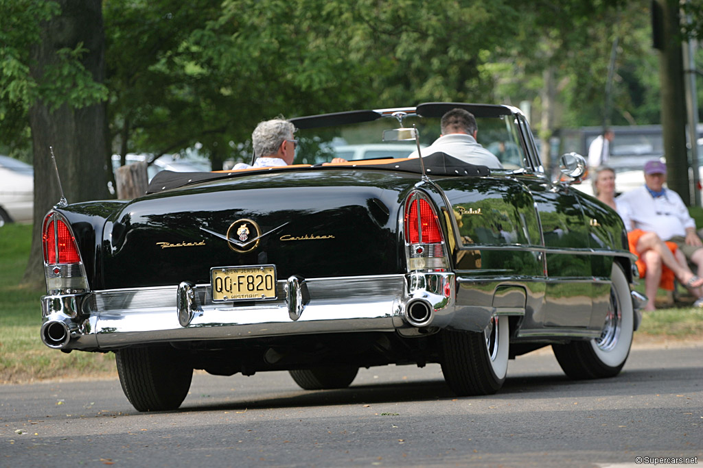 1956 Packard Caribbean Convertible Packard Supercars Net