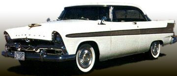 1956 Plymouth Fury Sedan