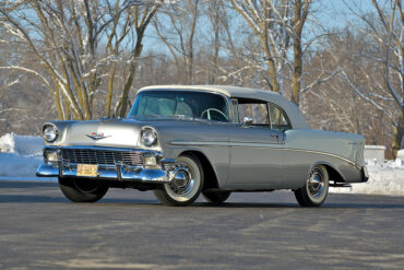1956 Pontiac Bel Air Convertible