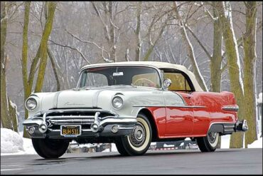 1956 Pontiac Star Chief