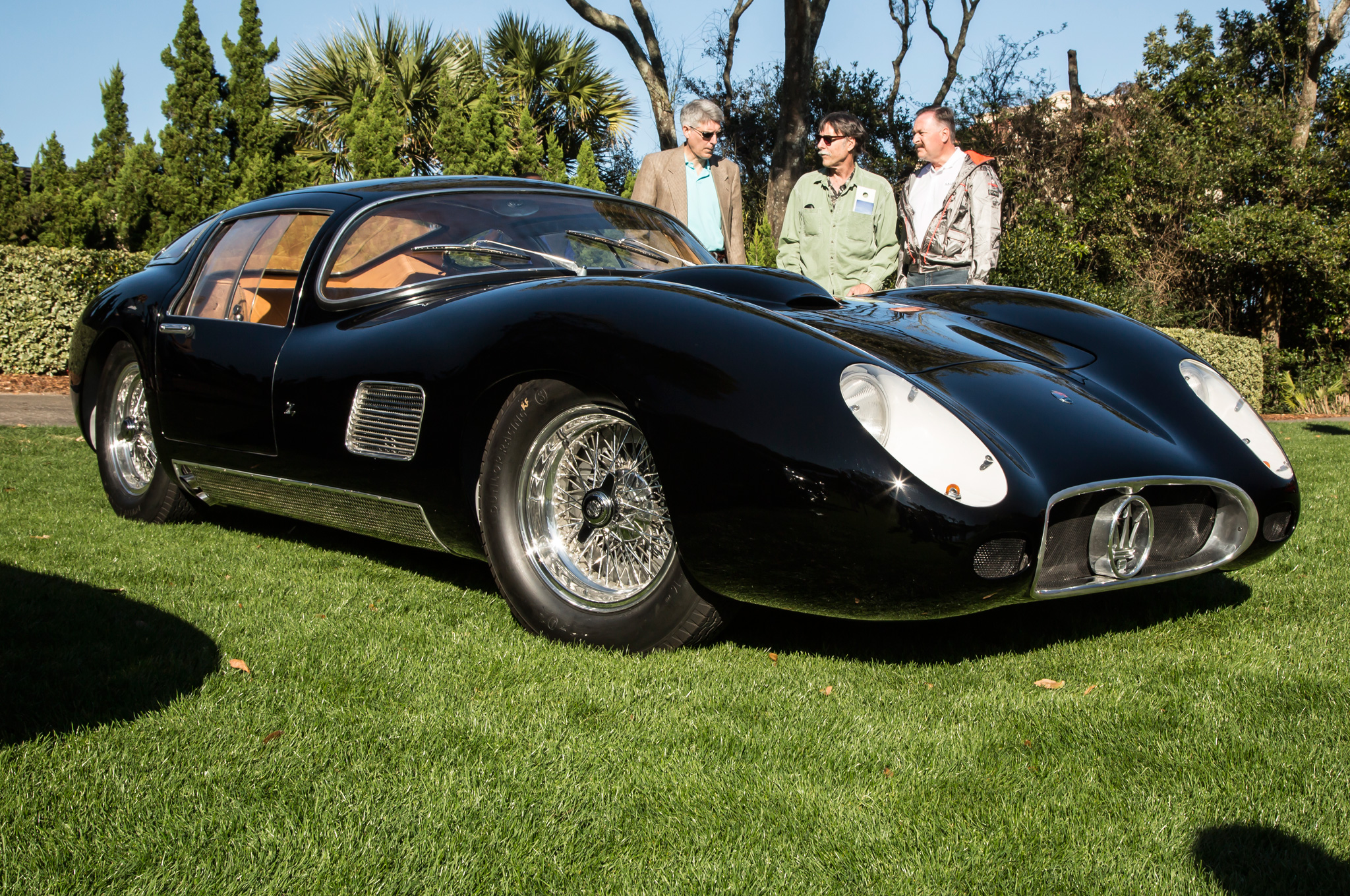 1957 Maserati 450s Coup 233 Gallery Gallery Supercars Net