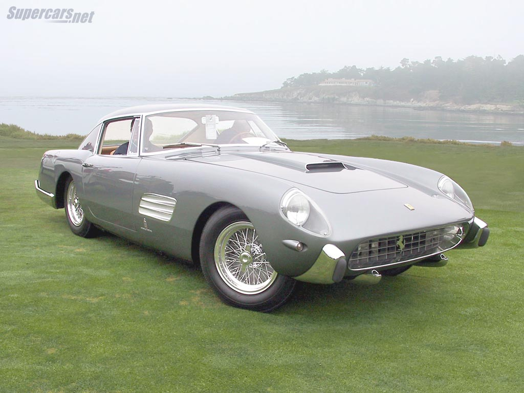 1957 Ferrari 250 GT Coupé Speciale