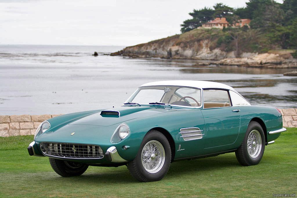 1957 Ferrari 4.9 Superfast