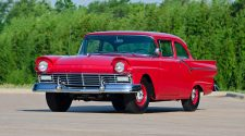 1957 Ford Custom Phase 1 Supercharged