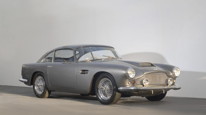 1958→1959 Aston Martin DB4 Series I