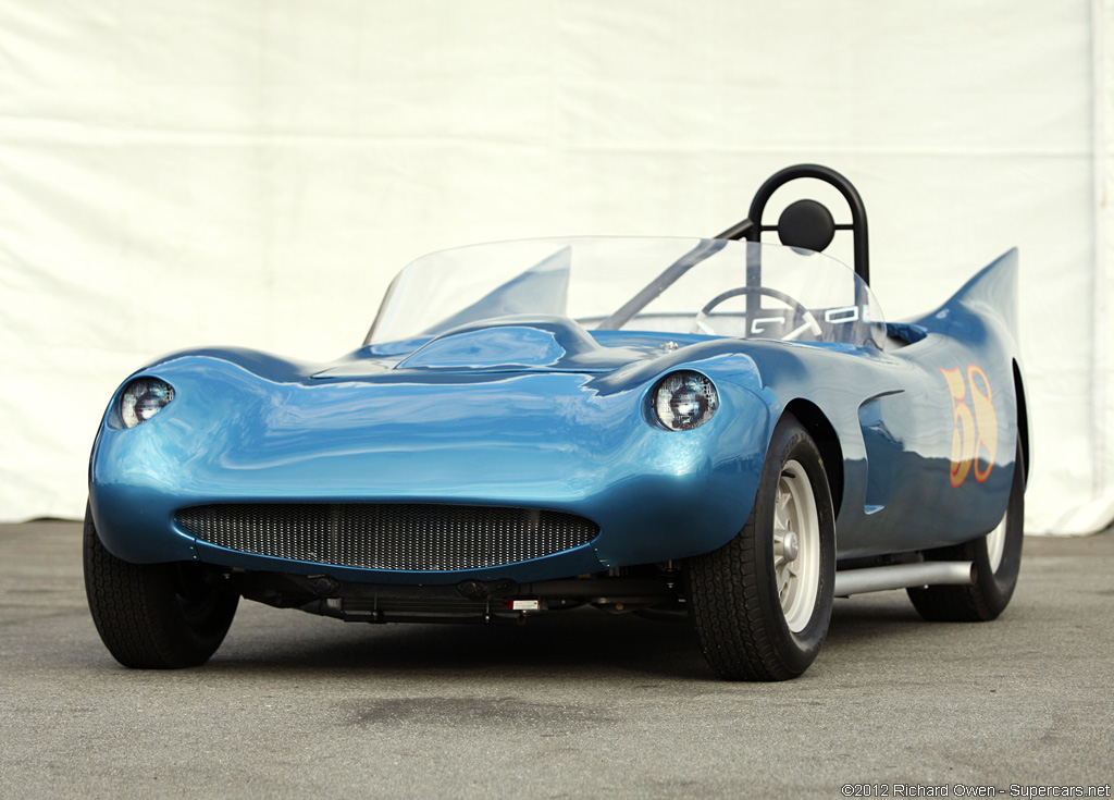 1958 Dick Williams Sports Special