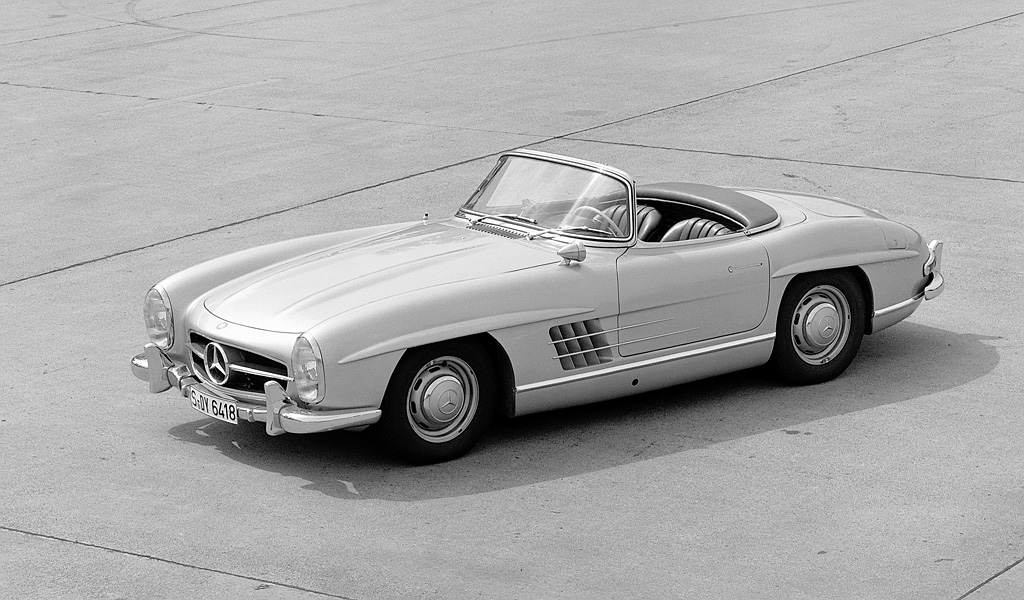 1958 mercedes benz 300 sl roadster review for Mercedes benz sl roadster