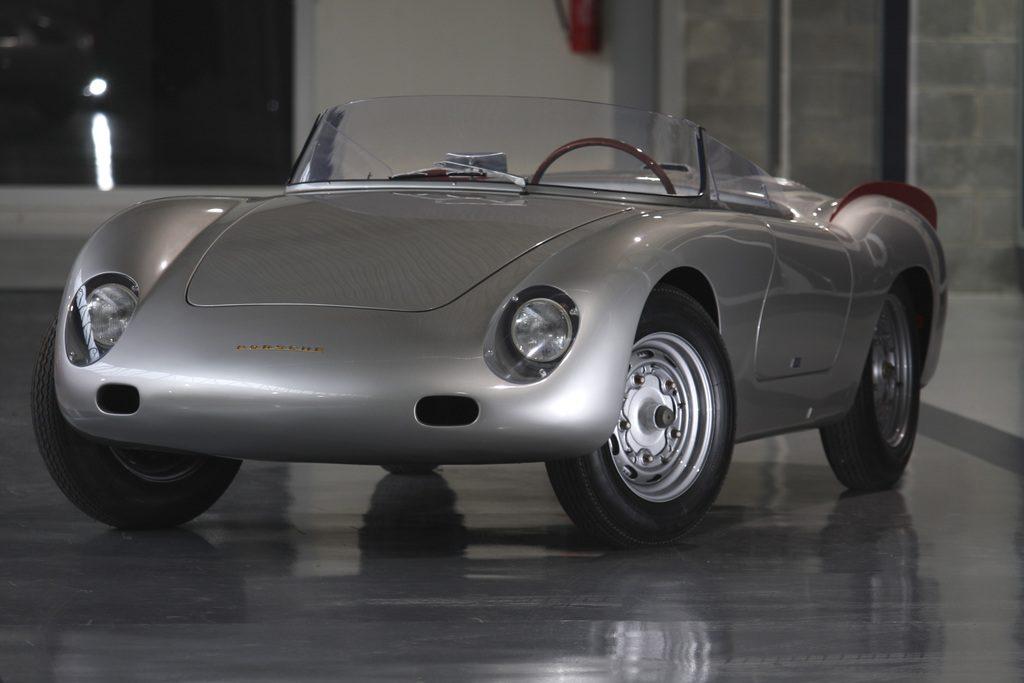 1958 Porsche 356A/1600 Zagato Speedster