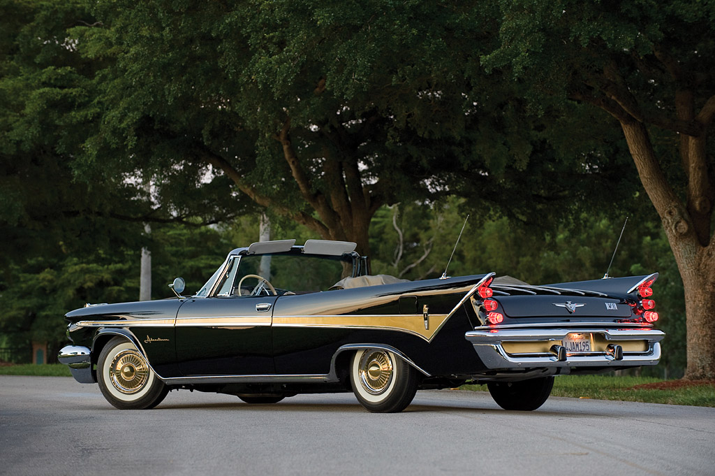 1959 Desoto Adventurer Convertible Coupe Review Supercars Net